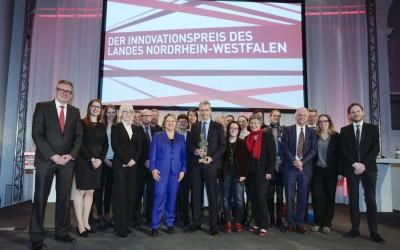 NGM erhält Innovationspreis des Landes NRW